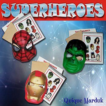 Superheroes!