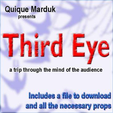Third Eye (mentalism)