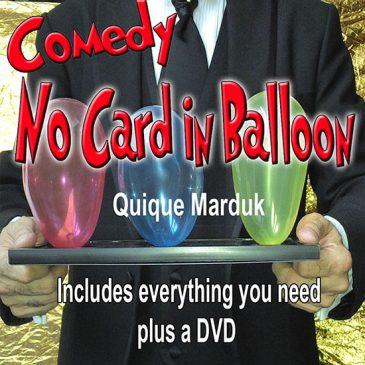 No card in Balloon!