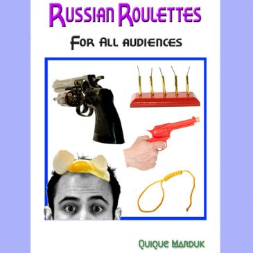 Russian Roulettes for All Audiences (book)