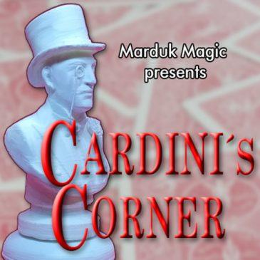 Cardini´s Corner
