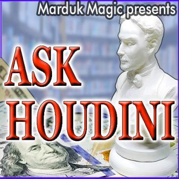 Ask Houdini