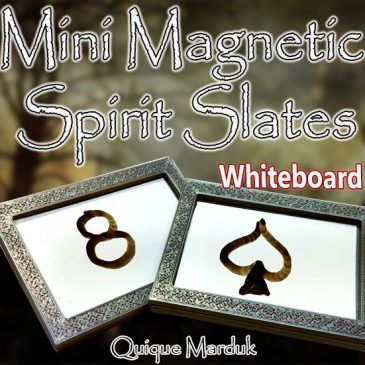 Mini MAGNETIC Spirit Slates  (Whiteboard)