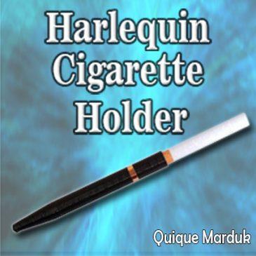 Harlequin Cigarette Holder